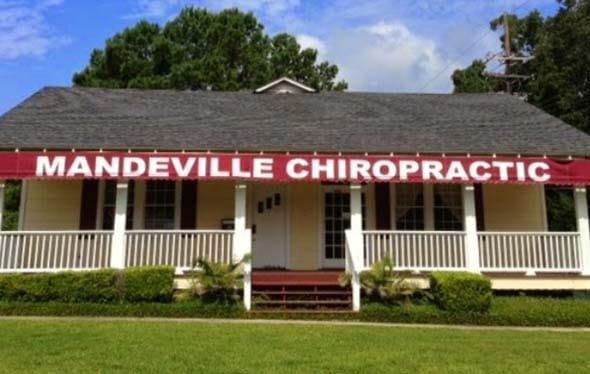 Chiropractic Mandeville LA Office Building
